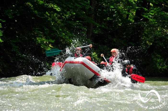 Rafting pe Jiu [0]
