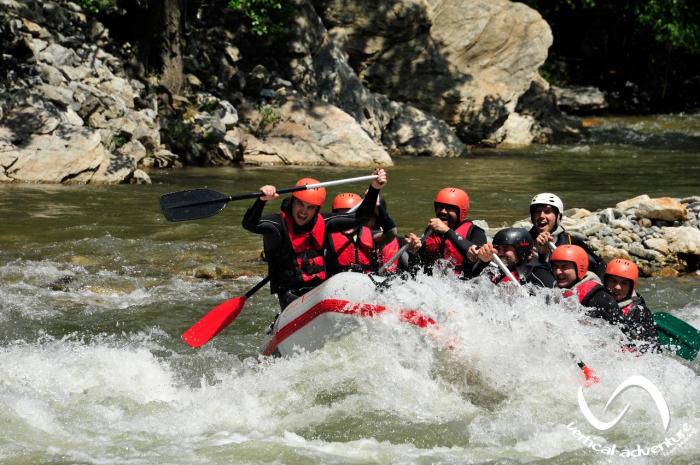 Rafting pe Jiu [4]