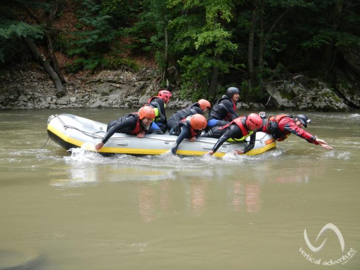 Rafting pe Jiu [9]