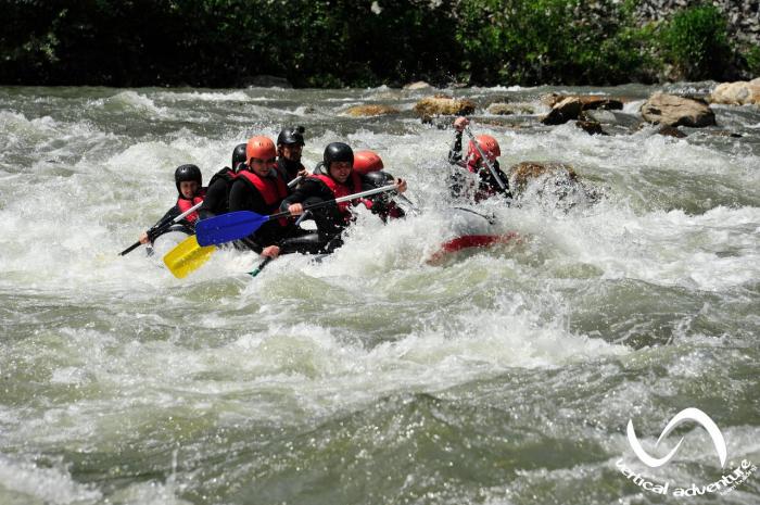 Rafting pe Jiu [10]