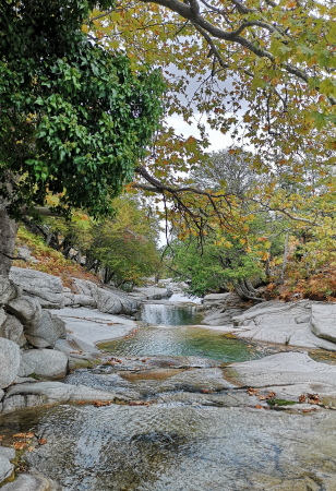 Canyoning Samothraki - Autumn Edition [11]