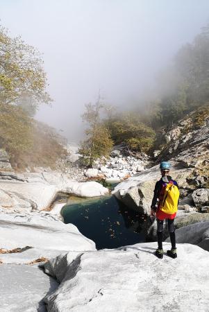 Canyoning Samothraki - Autumn Edition [4]