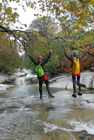 Canyoning Samothraki - Autumn Edition [5]