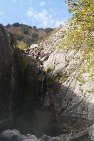 Canyoning Samothraki - Autumn Edition [7]