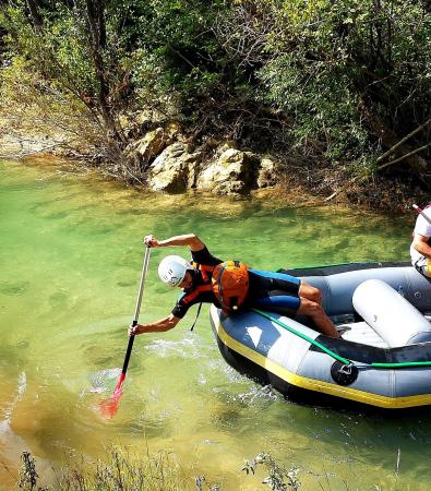 Rafting pe Nera [3]