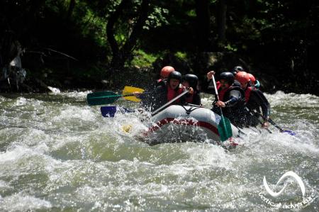 Rafting pe Jiu [11]