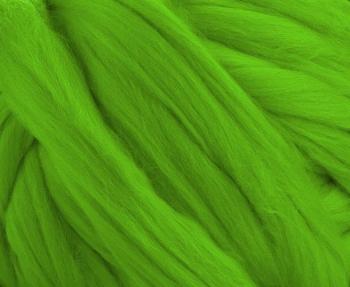 Fir Gigant lână Merino Chartreuse