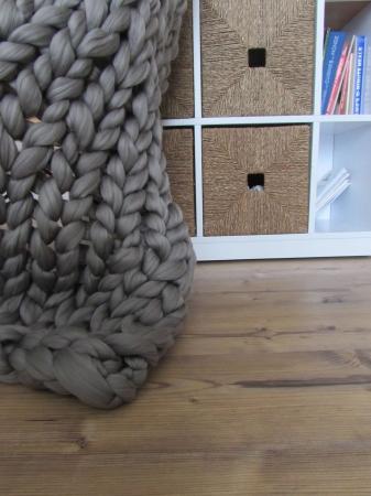 Patura fire gigant Mammoth Acril 150x150 cm