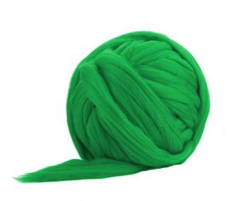Fir Gigant lână Merino Emerald