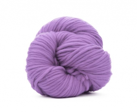 Fire super chunky lana Merino Lavender