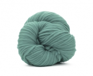 Fir super gros lână Merino Teal