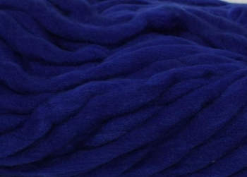Fire super chunky Squiggly Bright Navy 300gr