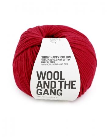Fire bumbac Shiny Happy Cotton