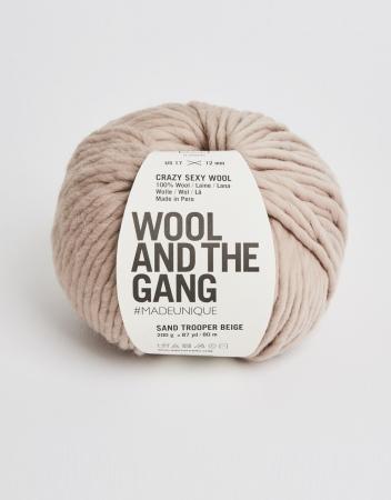 Fire lana Crazy Sexy Wool
