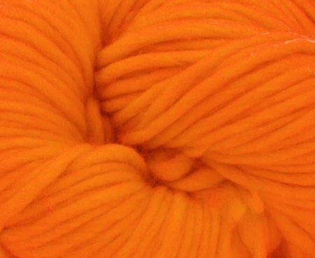 Fire super chunky lana Merino Clementine1
