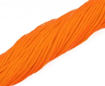 Fire super chunky lana Merino Clementine2