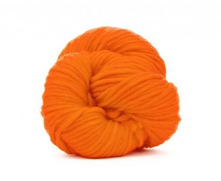 Fire super chunky lana Merino Clementine0