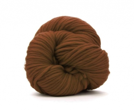 Fire super chunky lana Merino Chocolate0