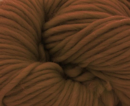 Fire super chunky lana Merino Chocolate1