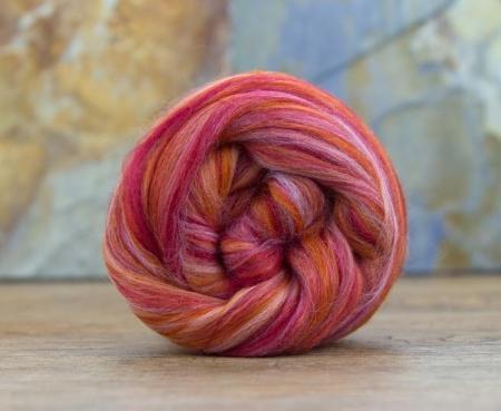 Fular Blossom lână Merino7