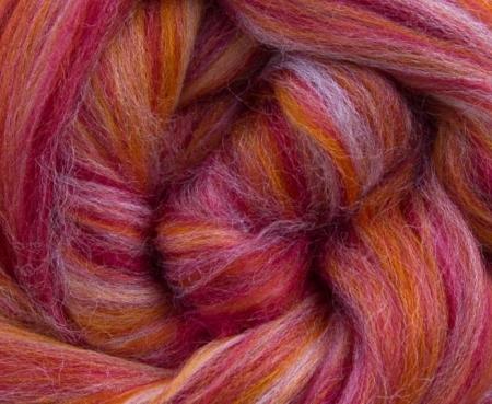 Fular Blossom lână Merino8