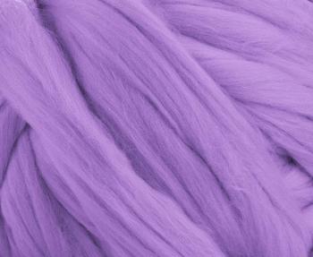 Fir Gigant lână Merino ghem 2 kg Lavender