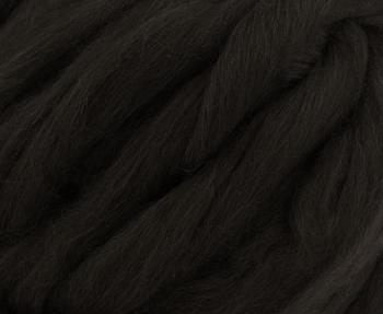 Lână Shetland Natural Black