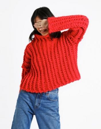 Kit tricotat Heart of Mine Jumper4