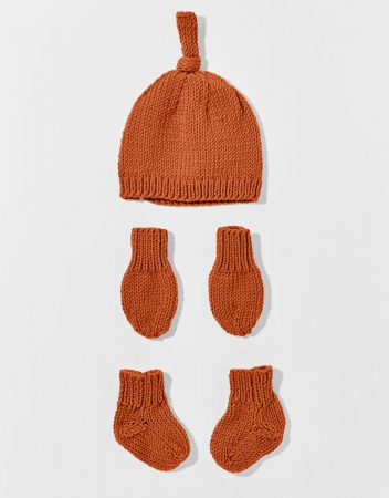Kit tricotat Set Mia Baby0