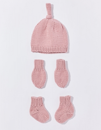 Kit tricotat Set Mia Baby4