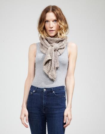 Kit tricotat esarfa Lacey Sissi