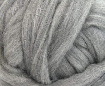 Fir Gigant lână Merino Natural Grey