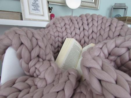 Patura fire gigant lana Merino 200x250 cm