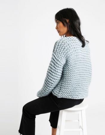 Kit tricotat pulover Dreamin Jumper8