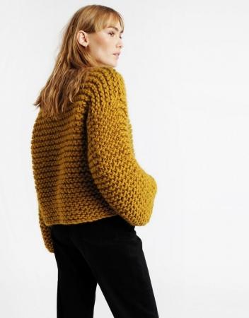 Kit tricotat pulover Dreamin Jumper13