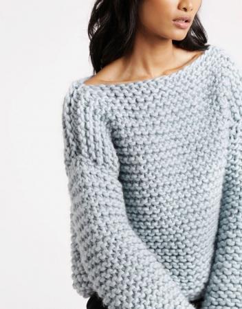 Kit tricotat pulover Dreamin Jumper6