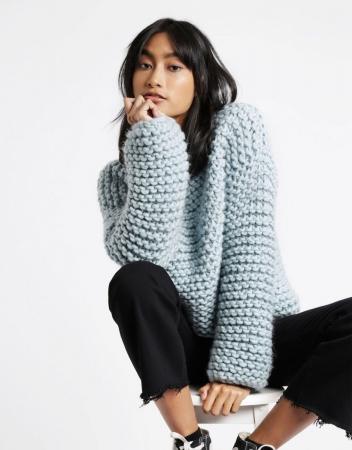Kit tricotat pulover Dreamin Jumper9
