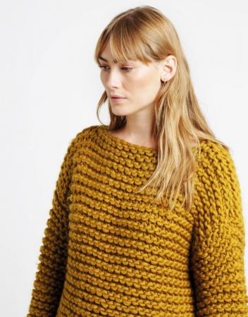 Kit tricotat pulover Dreamin Jumper10