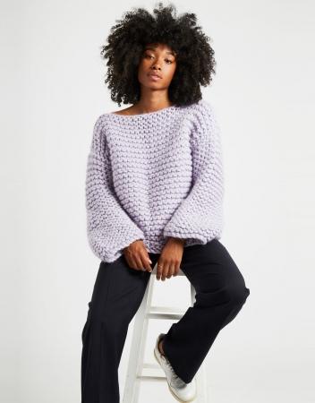Kit tricotat pulover Dreamin Jumper5