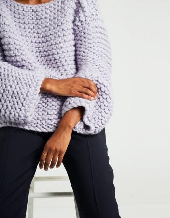 Kit tricotat pulover Dreamin Jumper2