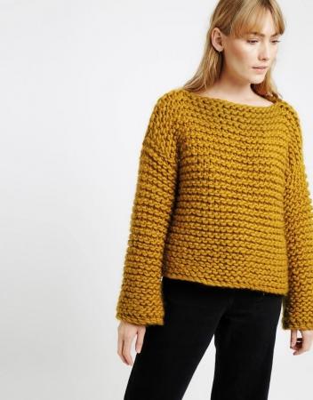 Kit tricotat pulover Dreamin Jumper11