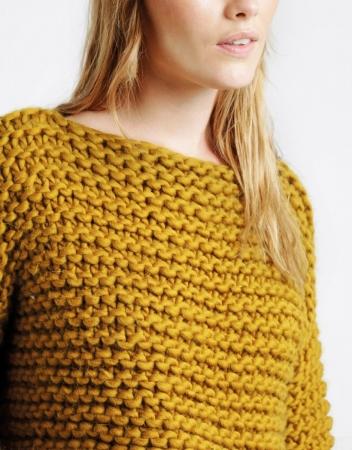 Kit tricotat pulover Dreamin Jumper12