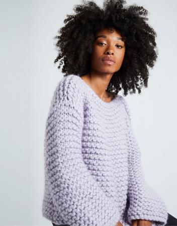 Kit tricotat pulover Dreamin Jumper3