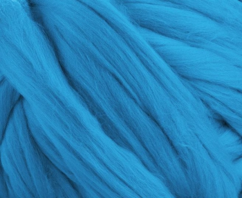 Fir Gigant lână Merino Turquoise