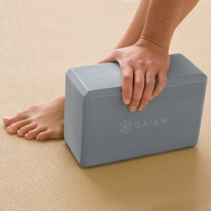 Caramida Yoga Gaiam - Gri1
