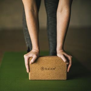 Caramida Yoga Gaiam - Plută2