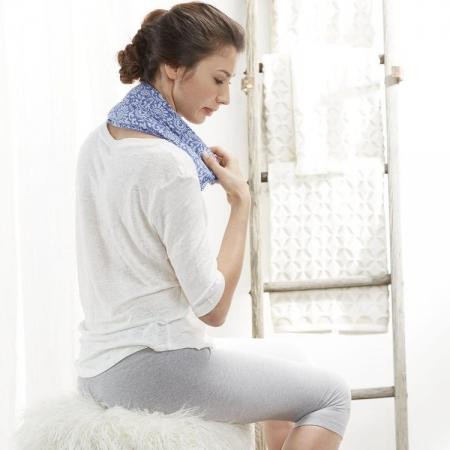 Pernă Cervicală Relaxantă - Aromaterapie4