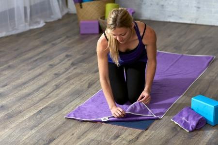Prosop Yoga Gaiam - Stay Put5