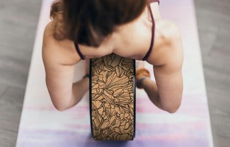 Roată Yoga Design Lab Plută - Aadrika Black4