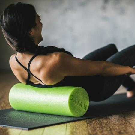 Rolă Masaj Spumă - Terapie Recuperare Musculară2